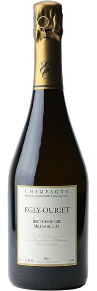 Champagne Grand Cru Brut millésimé 2011