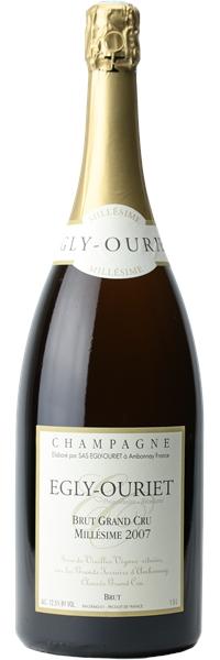 Champagne Grand Cru Brut millésime MAGNUM 2007