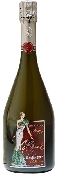Champagne Grand Cru L'Élégante Grand Cru Brut