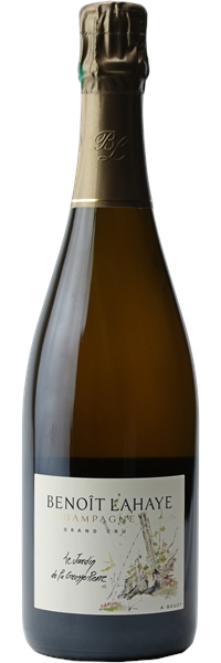 Champagne Grand Cru Le jardin de la Grosse Pierre 2016