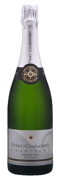Champagne grand cru Reserve Extra Brut