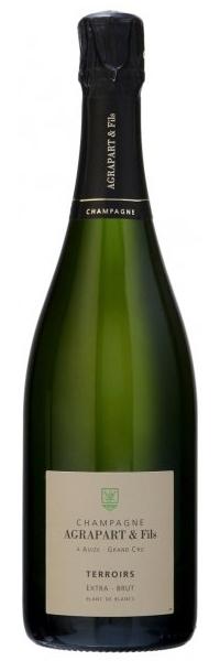 Champagne grand cru Terroirs Extra Brut