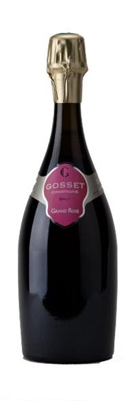 Champagne Grand Rosé