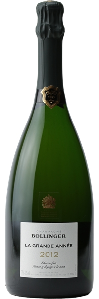 Champagne La Grande Année 2012