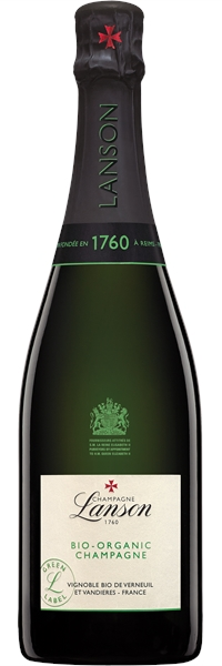 Champagne Le Green Label Bio