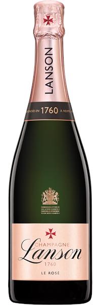 Champagne Le Rosé