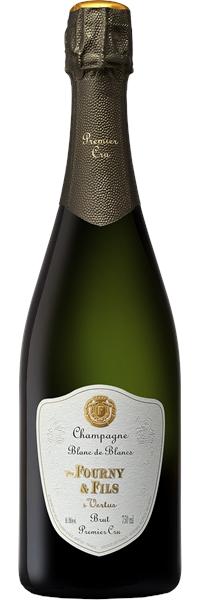 Champagne premier cru Blanc de Blancs Brut Vertus