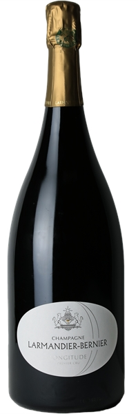 Champagne premier cru Longitude Extra Brut Blanc de Blancs MAGNUM