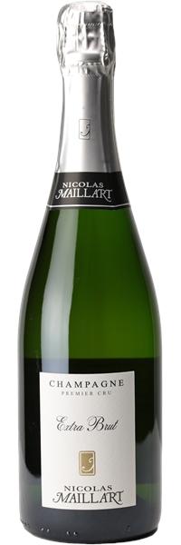Champagne premier cru Extra Brut