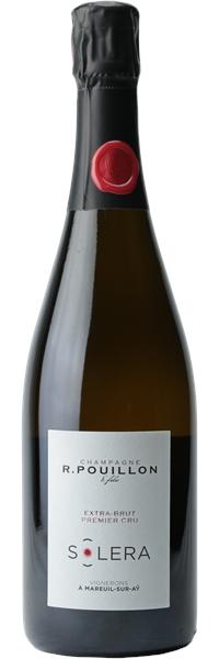 Champagne premier cru Solera Extra  Brut