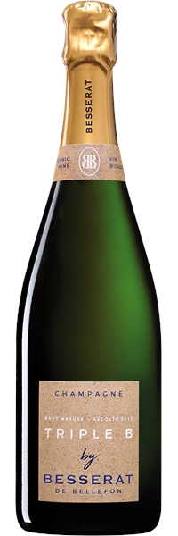 Champagne Triple B Brut Nature
