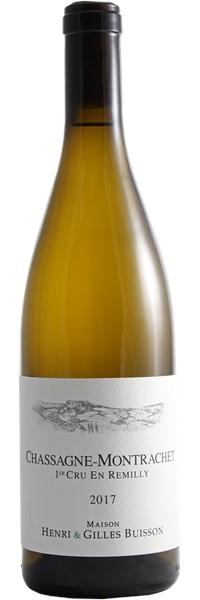 Chassagne-Montrachet 1er Cru En Remilly 2017