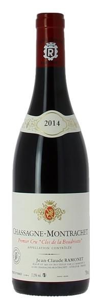 Chassagne-Montrachet 1er Cru La Boudriotte 2014