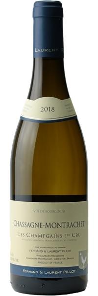 Chassagne-Montrachet 1er Cru Les Champs gain 2018