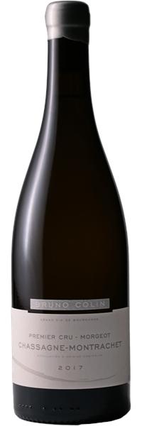 Chassagne-Montrachet 1er Cru Morgeot 2017