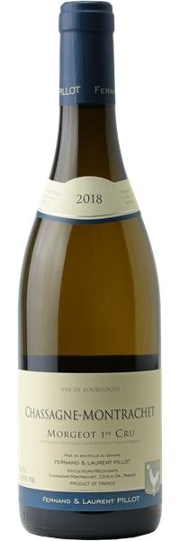 Chassagne-Montrachet 1er Cru Morgeot 2018