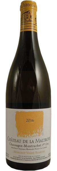 Chassagne-Montrachet 1er Cru Morgeot Vigne Blanche 2016