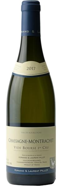 Chassagne-Montrachet 1er Cru Vide Bourse 2017