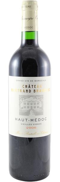 Château Bertrand Braneyre 2006