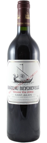 Château Beychevelle 2002