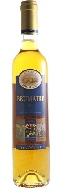 Château Bouscassé Pacherenc du Vic-Bilh Cuvée Brumaire 2007
