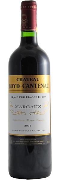 Château Boyd-Cantenac 2015