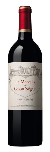 Château Calon Ségur Le Marquis de Calon Ségur 2016