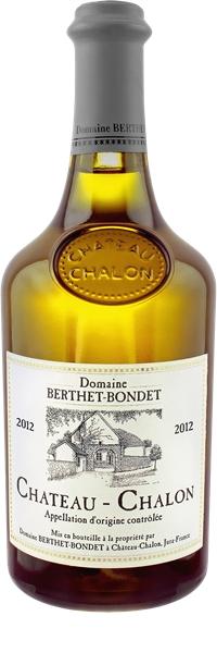 Château-Chalon 2012