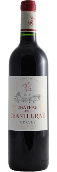 Château De Chantegrive 2015
