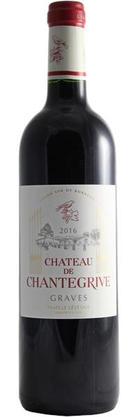 Château De Chantegrive 2016