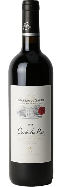 Château du Garde Côtes de Bordeaux Cuvée des Pins 2011