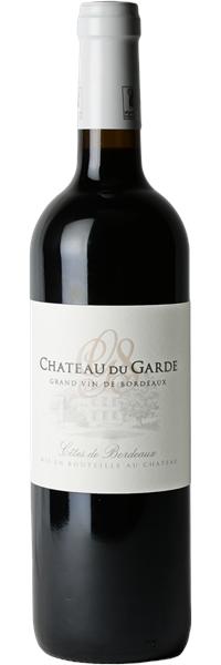 Château du Garde Côtes de Bordeaux 2017