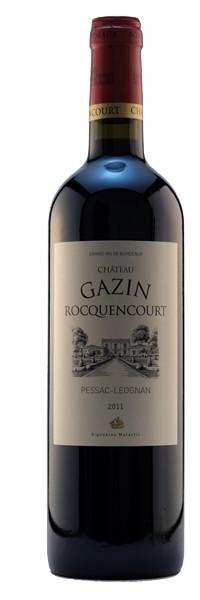 Château Gazin Rocquencourt 2011