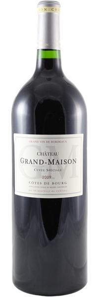 Château Grand-Maison Cuvée Sélection MAGNUM 2009