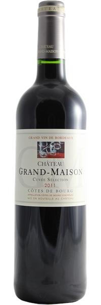Château Grand-Maison Cuvée Sélection 2011