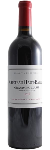 Château Haut-Bailly 2016