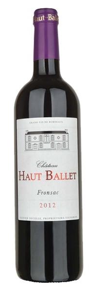 Château Haut Ballet 2012