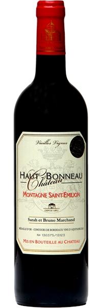 Château Haut-Bonneau Montagne-Saint-Emilion Vieilles Vignes 2018