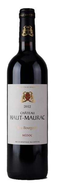 Château Haut-Maurac Médoc Cru Bourgeois 2012