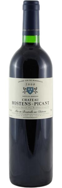 Château Hostens-Picant 2008