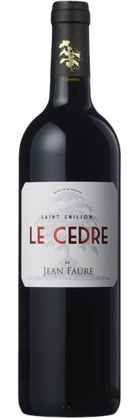 Château Jean Faure Le Cèdre de Jean Faure 2018