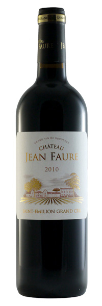 Château Jean Faure 2010