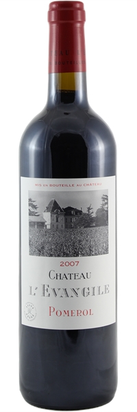 Château L'Evangile 2007