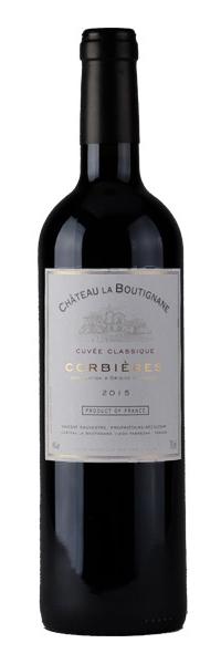 Château La Boutignane Cuvée Classique 2015