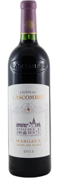 Château Lascombes Margaux 2ème Cru Classé 2011