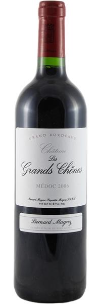 Château les Grands Chênes Médoc Cru Bourgeois 2006
