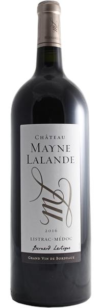 Château Mayne Lalande Cru Bourgeois MAGNUM 2016