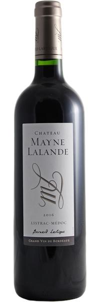 Château Mayne Lalande Cru Bourgeois 2016