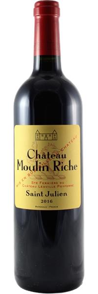 Château Moulin Riche Saint-Julien 2016