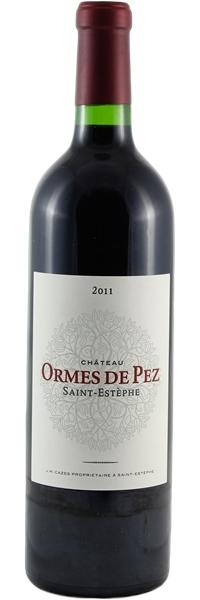 Château Ormes de Pez 2011